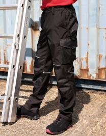 Slim Fit Soft Shell Work Trouser